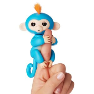 Fingerlings - bébé singe Ouistiti interactif - 12cm