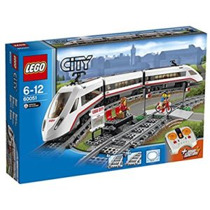 LEGO City - Le train de passagers à grande vitesse