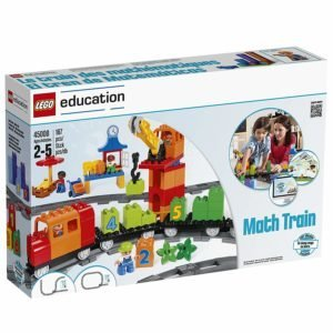 Meilleur Lego Duplo- train de mathe