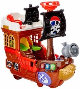 VTech Toot-Toot bateau pirate