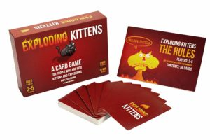 Exploding Kittens Edition Originale
