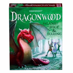 jeux de societe 8 ans Gamewright Dragonwood Jeu de Cartes