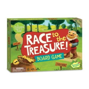 jeux de societe 4 ans Race to the Treasure