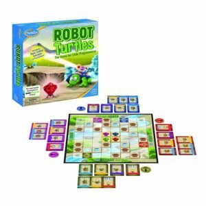 Ravensburger - Robot Turtles jeux de societe 6 ans