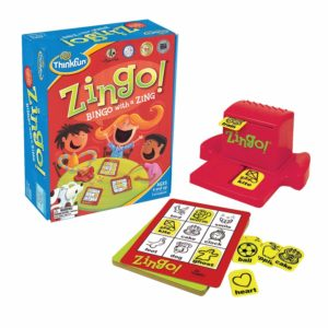 Ravensburger ThinkFun Zingo