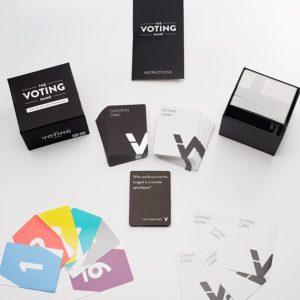 jeu de societe adulte The Voting Game